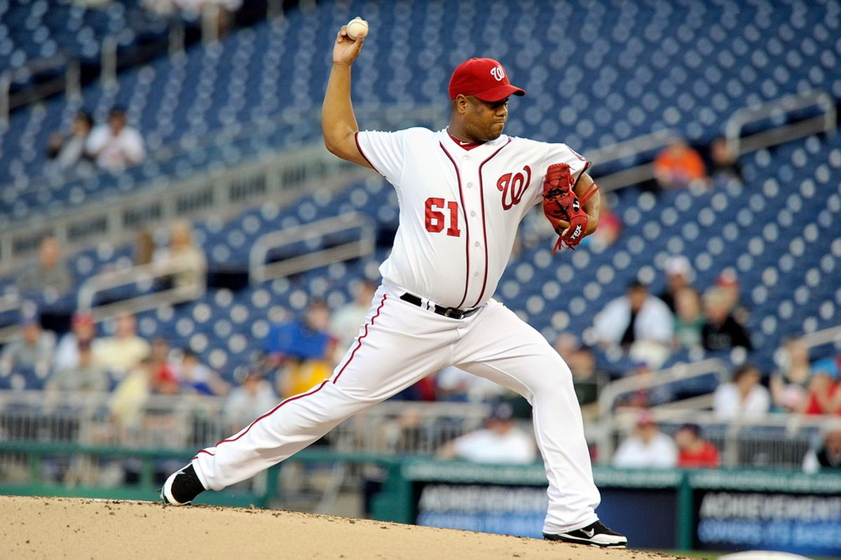 LIvan Hernandez: great pitcher or the greatest pitcher?