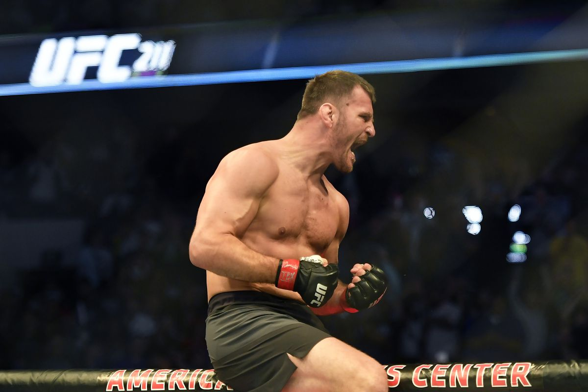 ufc 220 card stipe miocic vs francis ngannou full fight preview