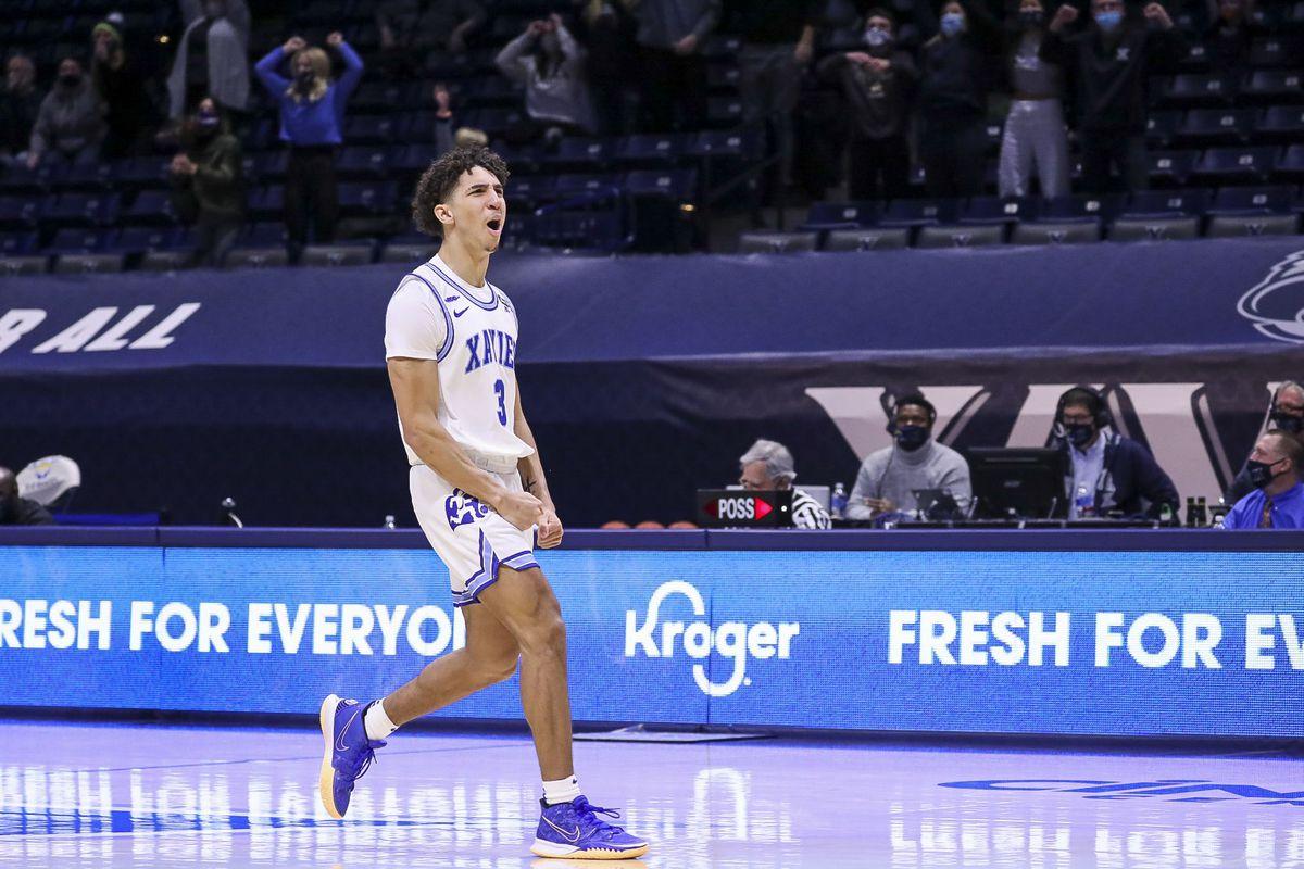 NCAA Basketball: Providence at Xavier