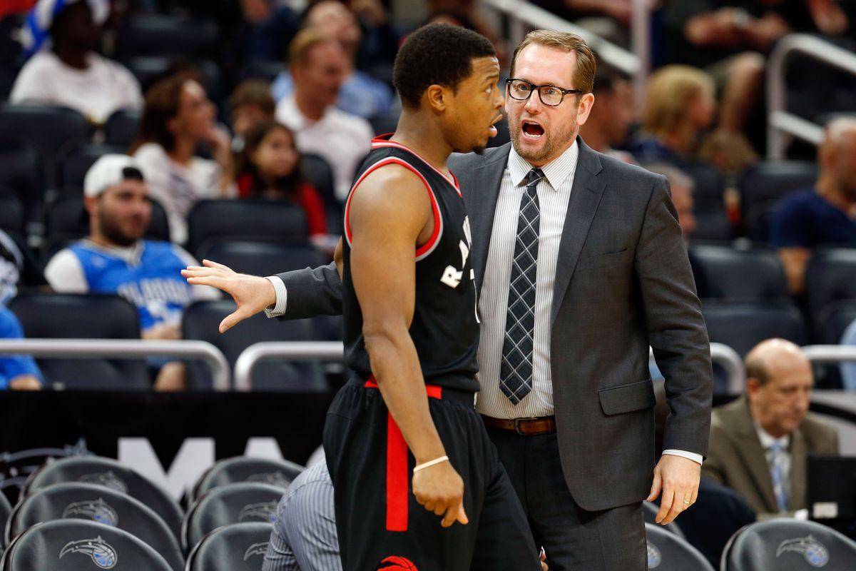 Report Toronto Raptors To Hire Nick Nurse As Their Next Head Coach Raptors Hq