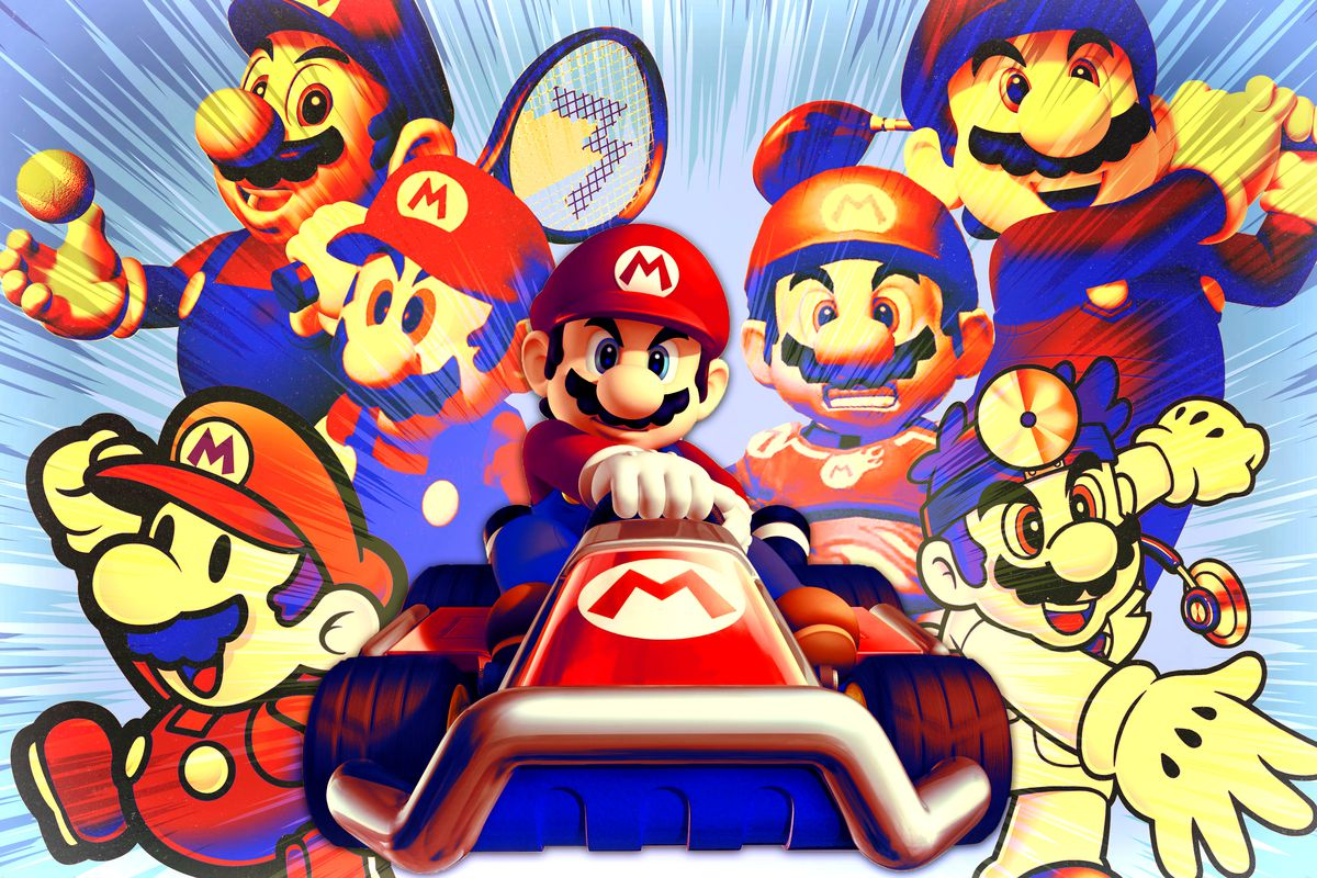 3Ds Simple Porn Model what is the best 'mario' spinoff series? - the ringer