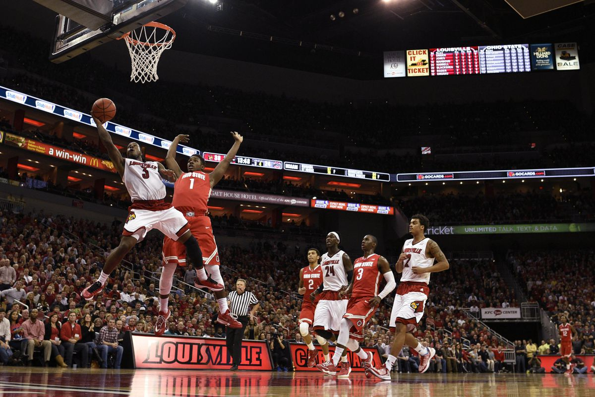 2016-17 louisville basketball schedule: cards will host ohio state