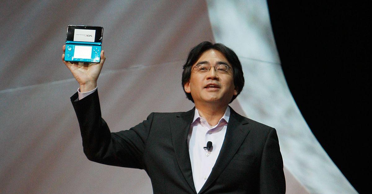 Nintendo 3DS discontinued, ending nine-year run - Polygon