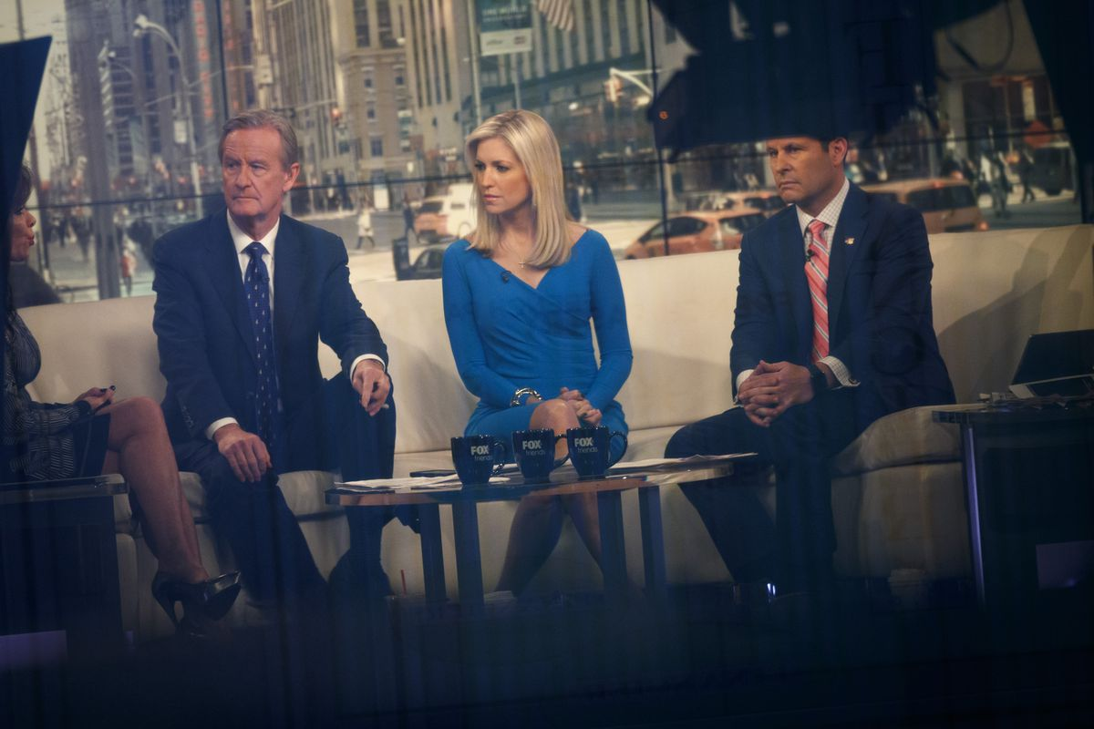 Donald Trump Names 'Fox And Friends' As One Of His Favorite Broadcasts