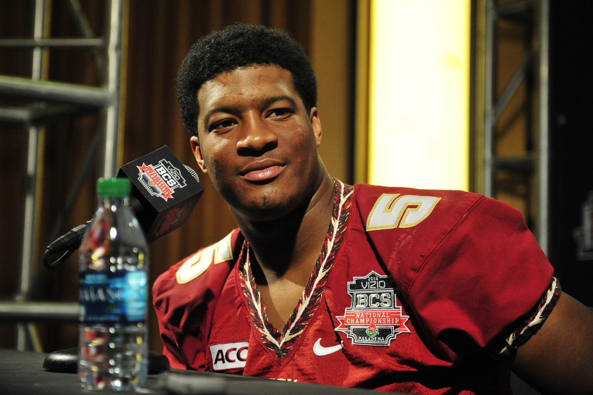 Jameis Winston, Florida State quarterback