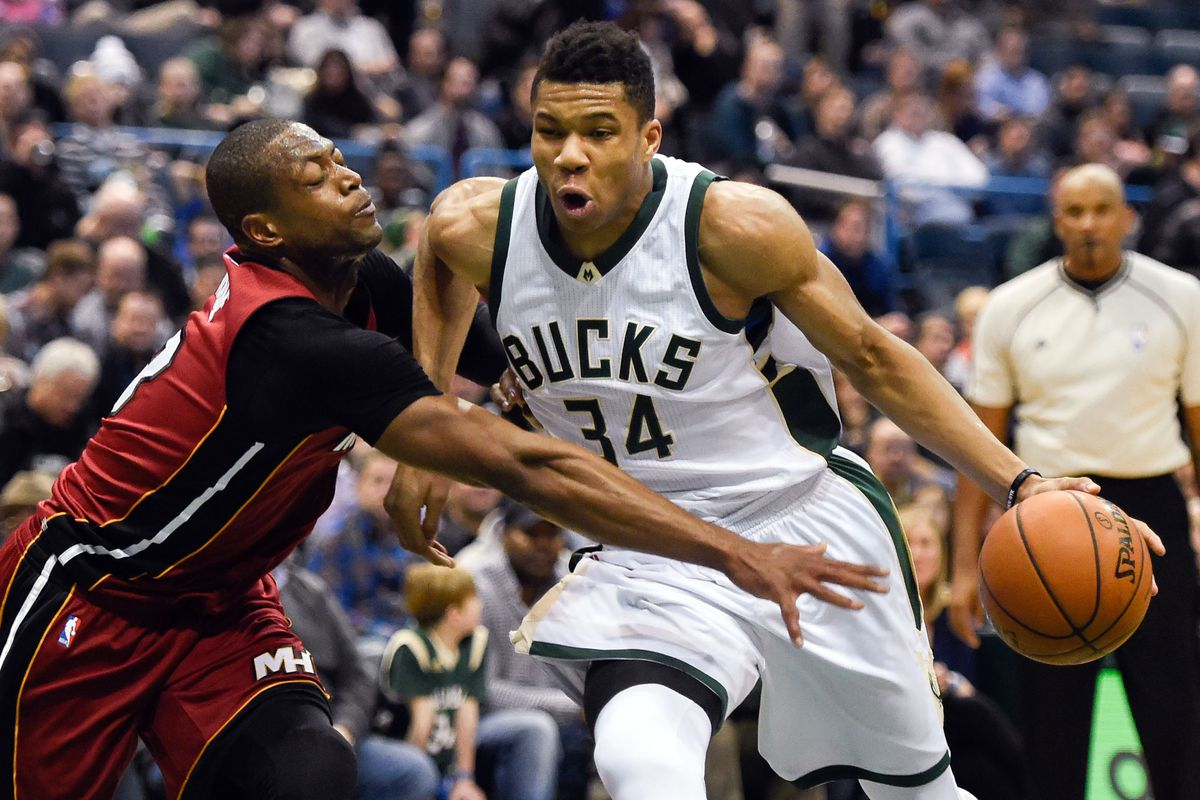 Bucks vs. Heat Final Score: Dwyane Wade too much, Giannis Antetokounmpo unable to answer in ...
