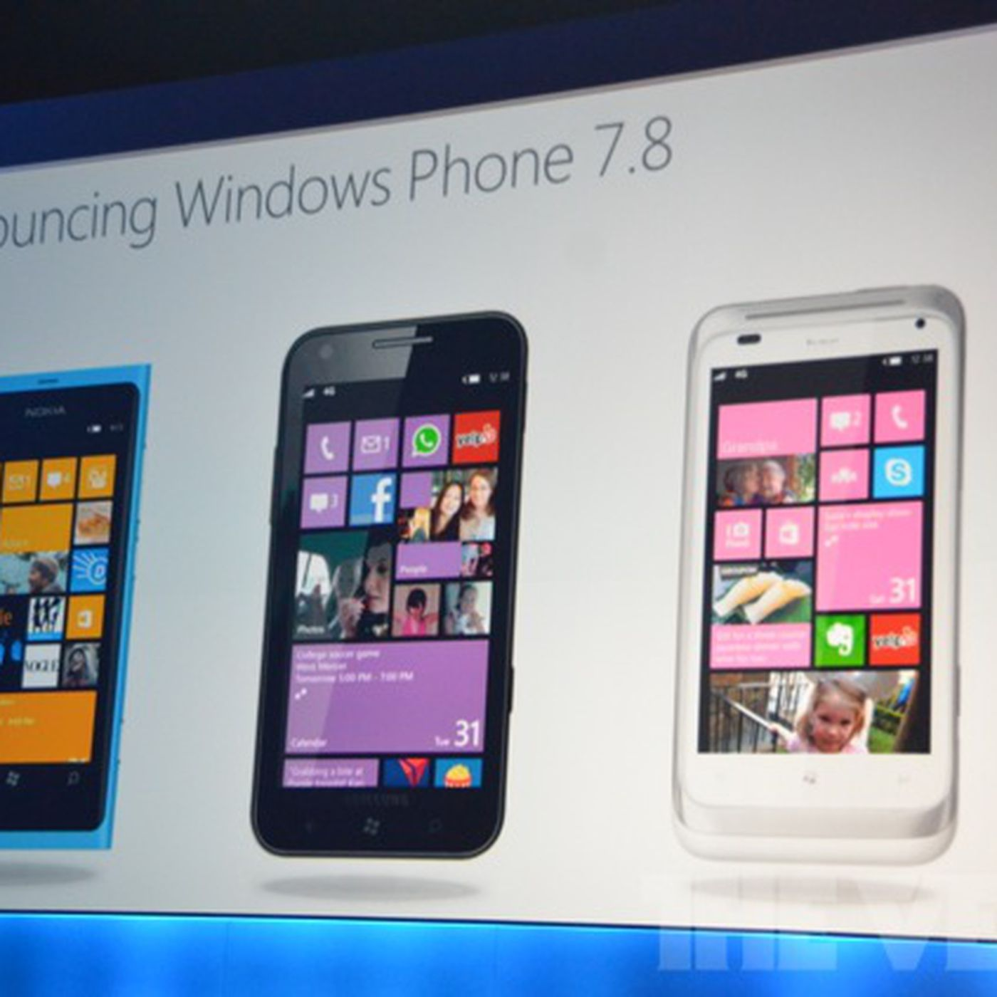 Microsoft No Upgrades To Windows Phone 8 But Some Features