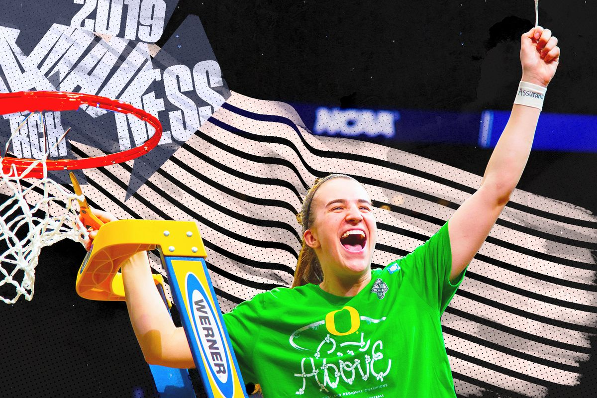 d28035273cc3 How Oregon became the internet s favorite women s college basketball team