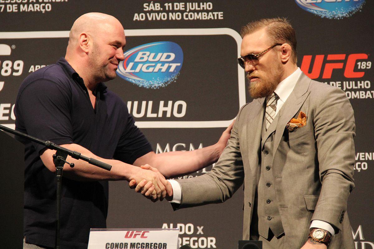 Jose Aldo vs. Conor McGregor (GC)