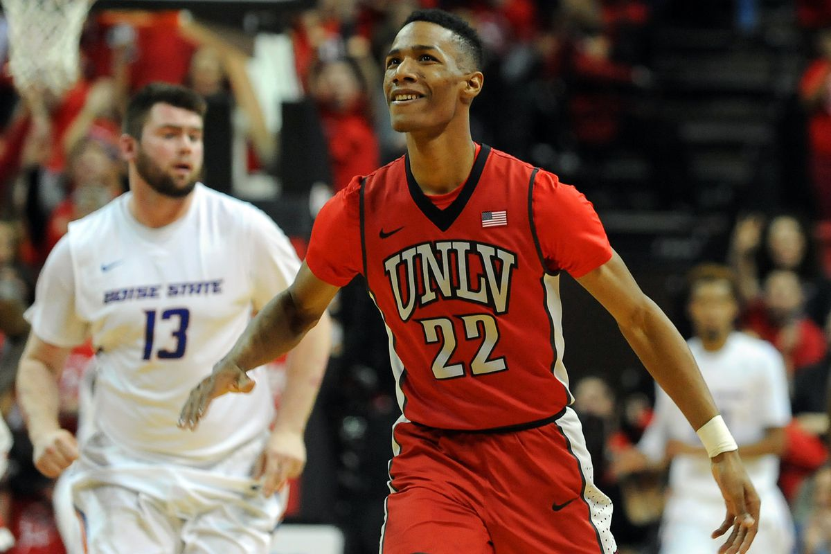 NCAA Basketball: Boise State at UNLV
