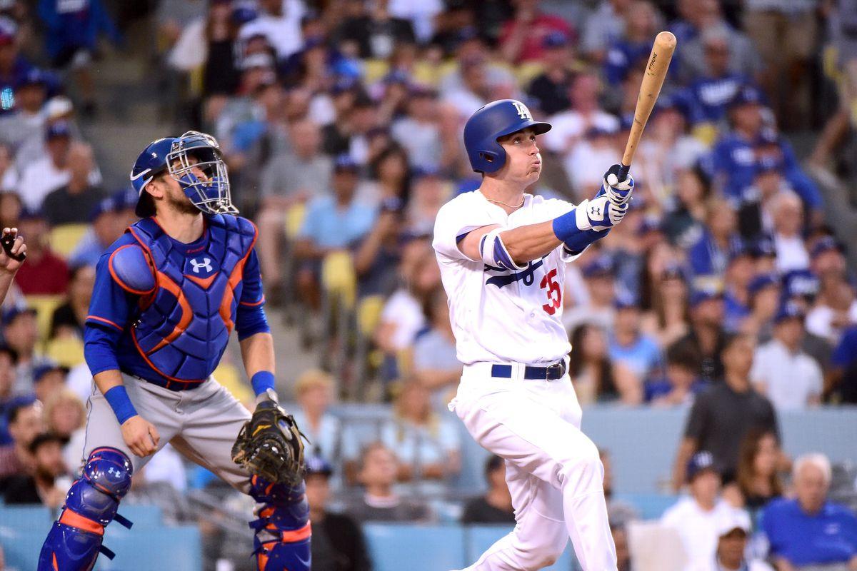 New York Mets v Los Angeles Dodgers