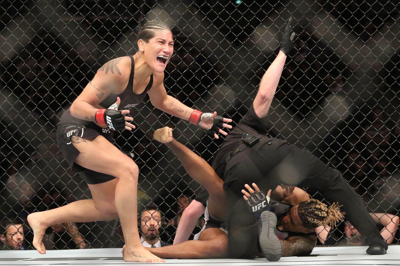 MMA: UFC Fight Night-Auckland-Cachoeira vs Dobson