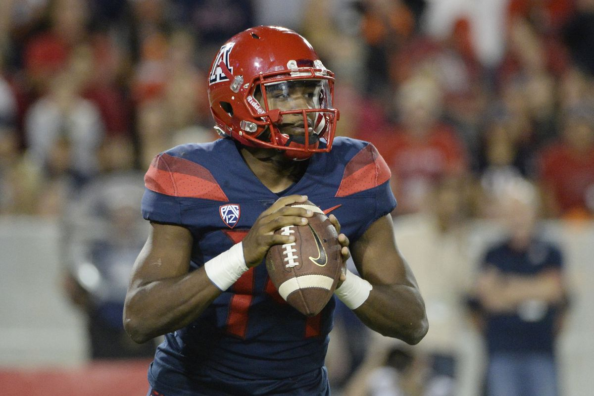 Arizona Wildcats Vs Byu Cougars Week 1 Game Time Tv Channel