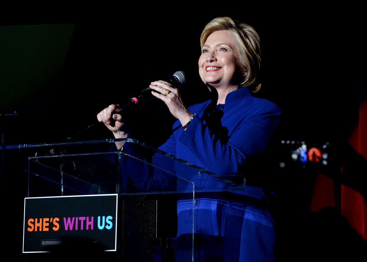 Hillary Clinton: She's With Us
