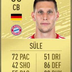 Niklas Süle in FIFA 2020