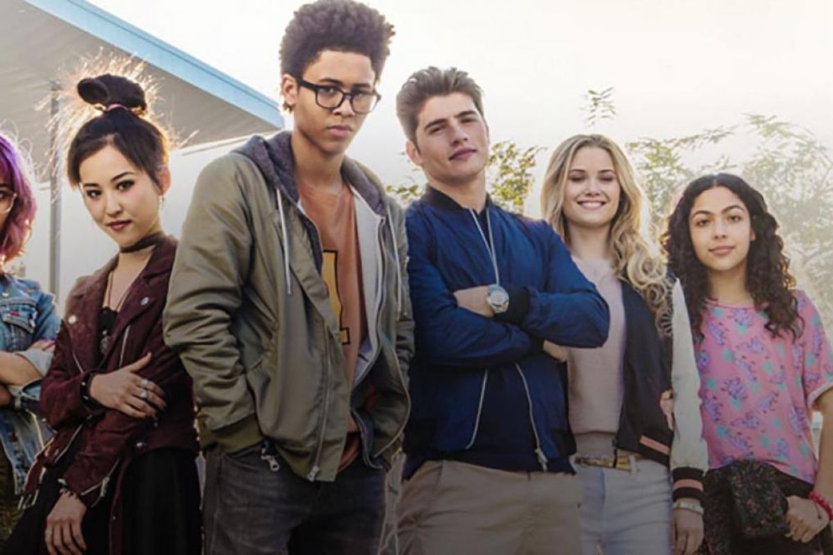 Runaways, the classic Marvel comic, is coming to Hulu