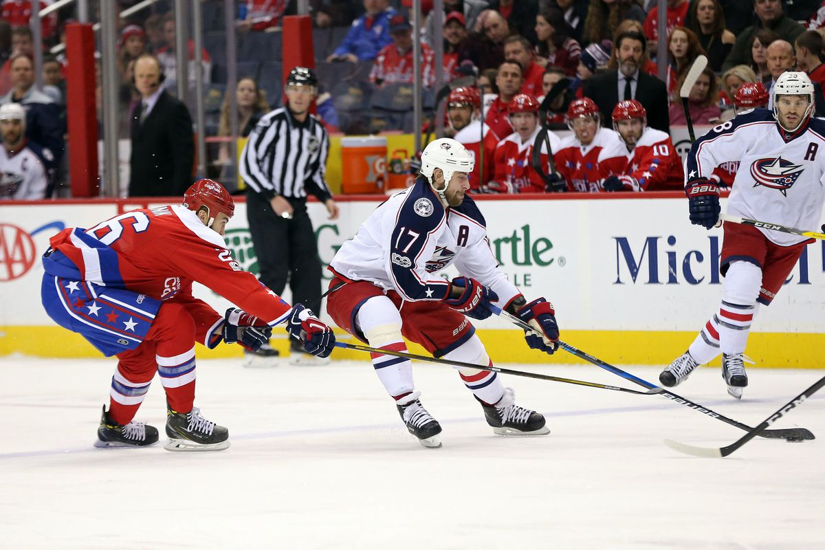 Recap  Blue Jackets Fall in Shootout to Capitals - The Cannon 04288971d