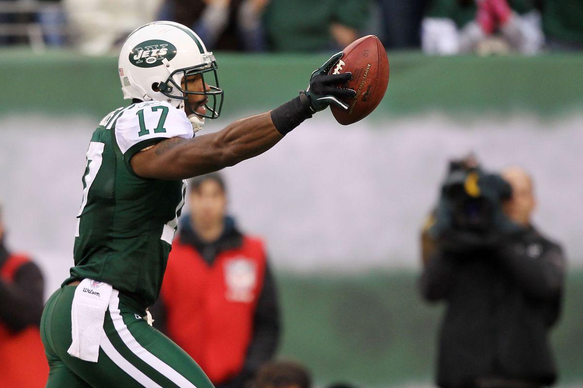 Braylon Edwards returns to the Jets tonight versus the Titans.