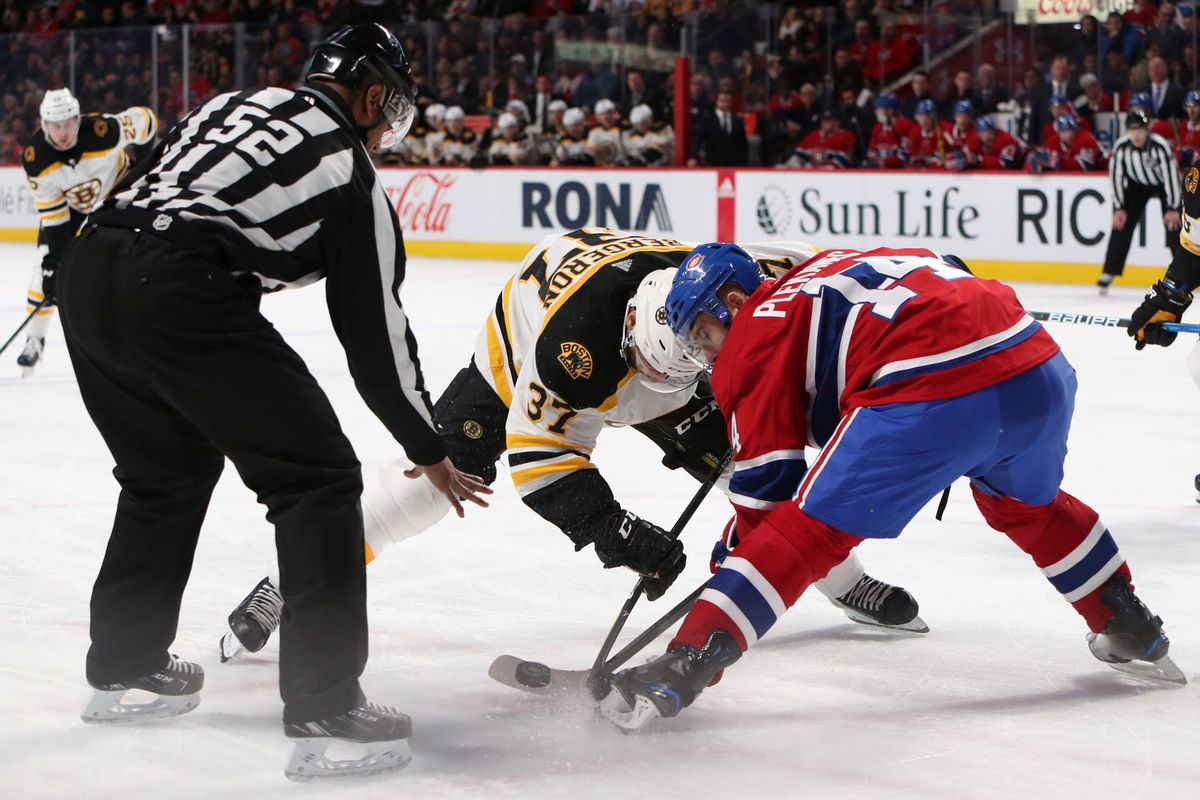 Expect Plekanec to take plenty of key defensive zone faceoffs down the  stretch. Jean-Yves Ahern-USA TODAY Sports e4a481b45