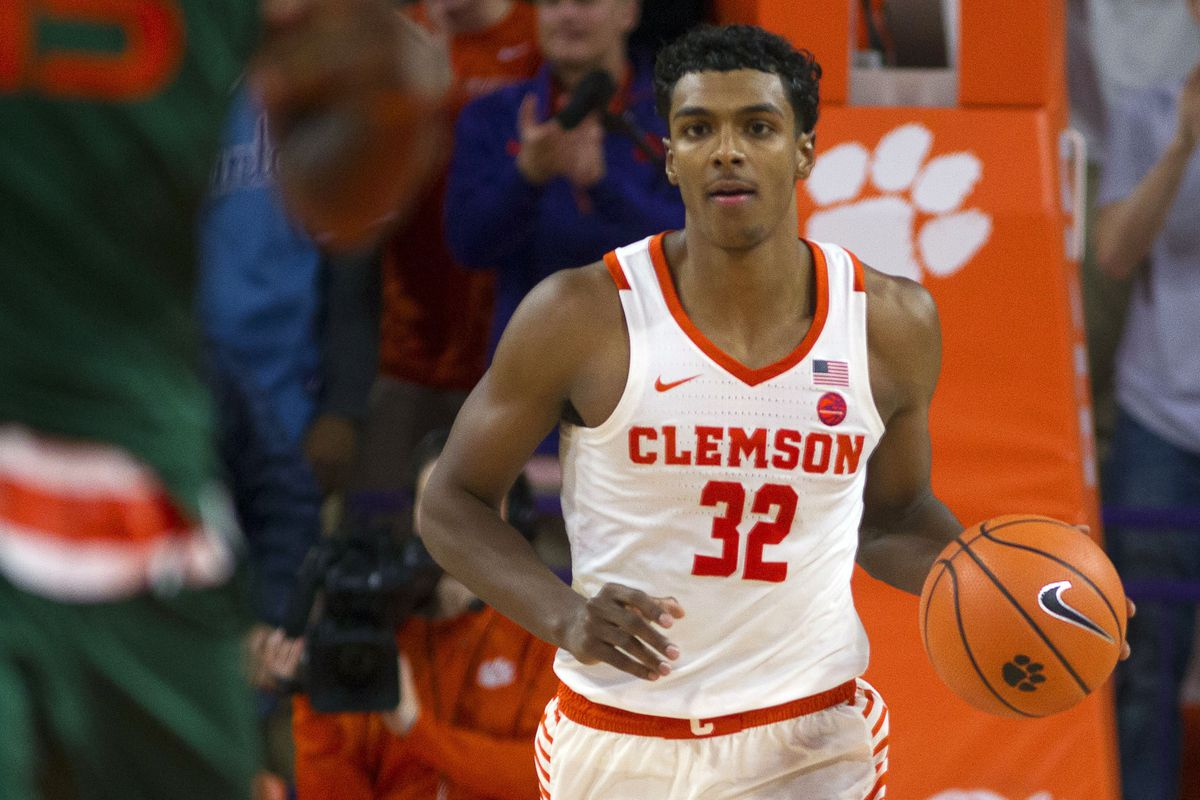 release date 8303e 4a207 Men's Basketball Preview: Clemson Travels to North Carolina ...