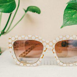 Le Specs 'Hermosa' sunglasses, $65