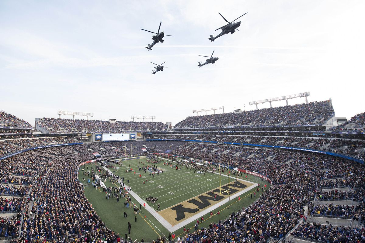Army Navy Won T Reschedule Annual Game For College Football Playoff