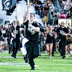 Knights win on Homecoming, 41-28