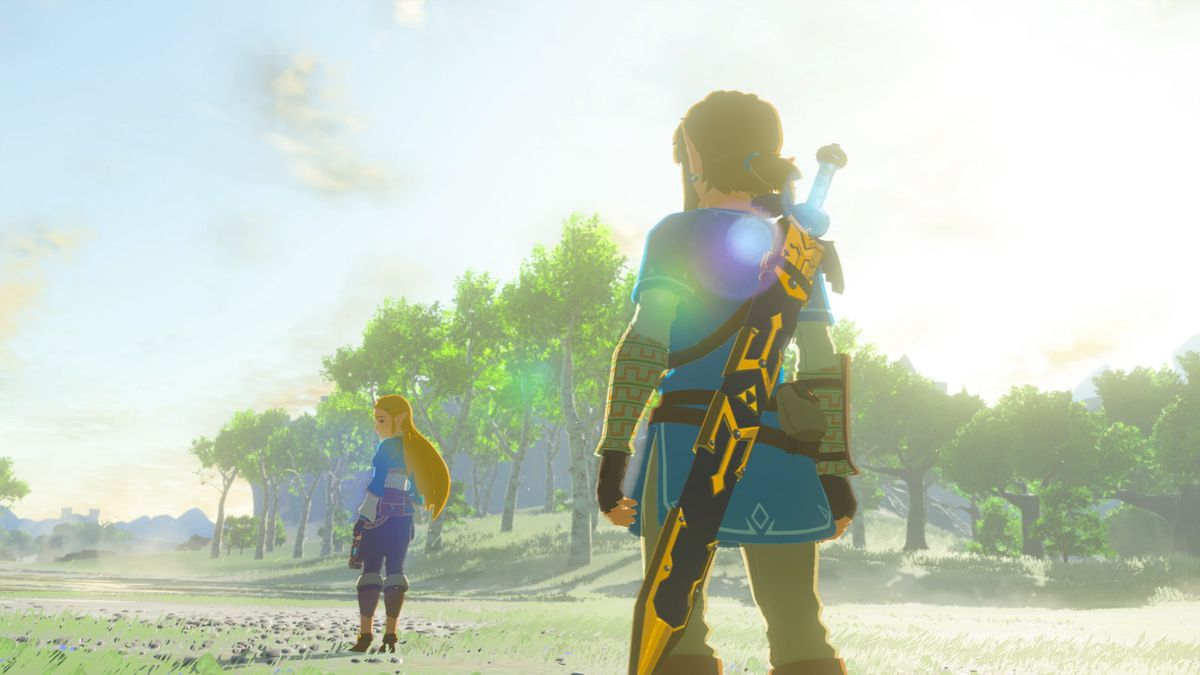 Image result for the legend of zelda breath of the wild images