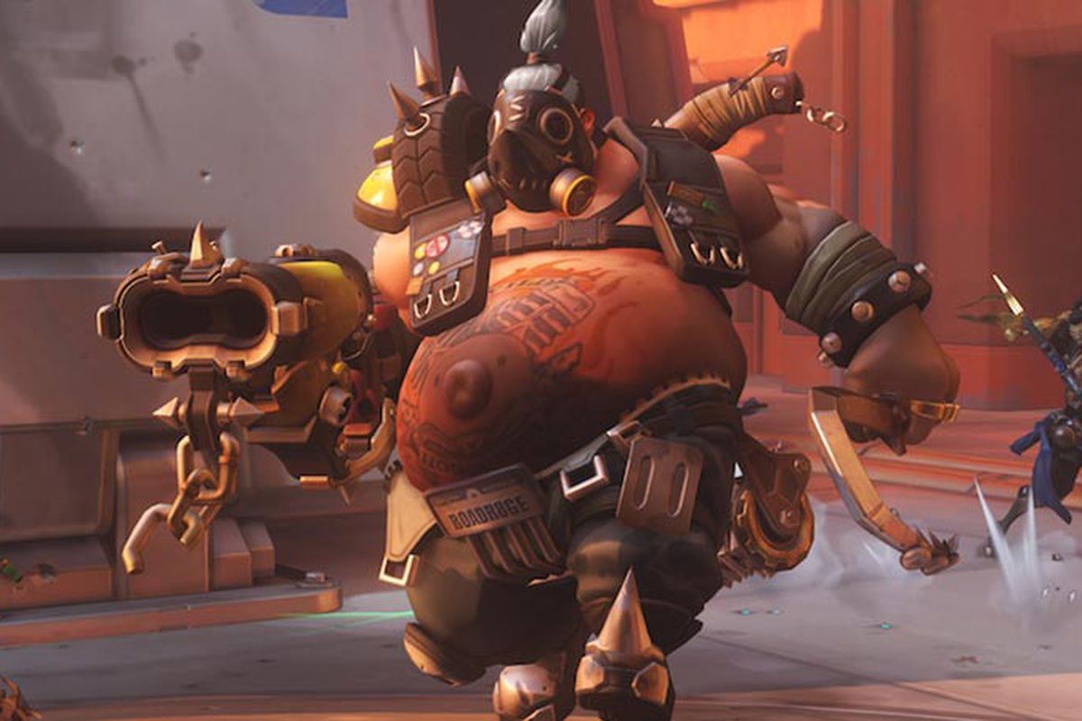 roadhog�s hook will finally be nerfed but there�s a catch