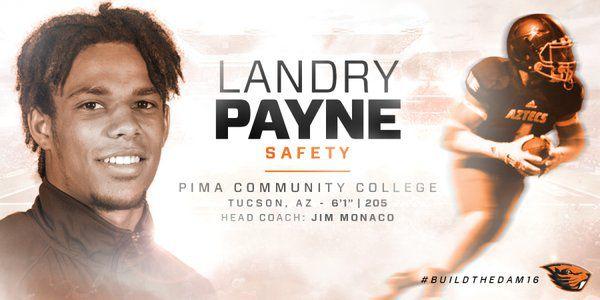 Landry Payne