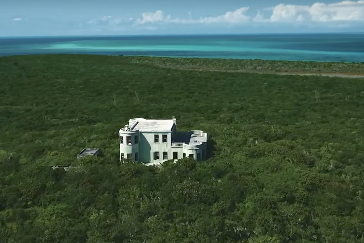 Ultimate Private Island With 14 Beaches 1930s Castle For