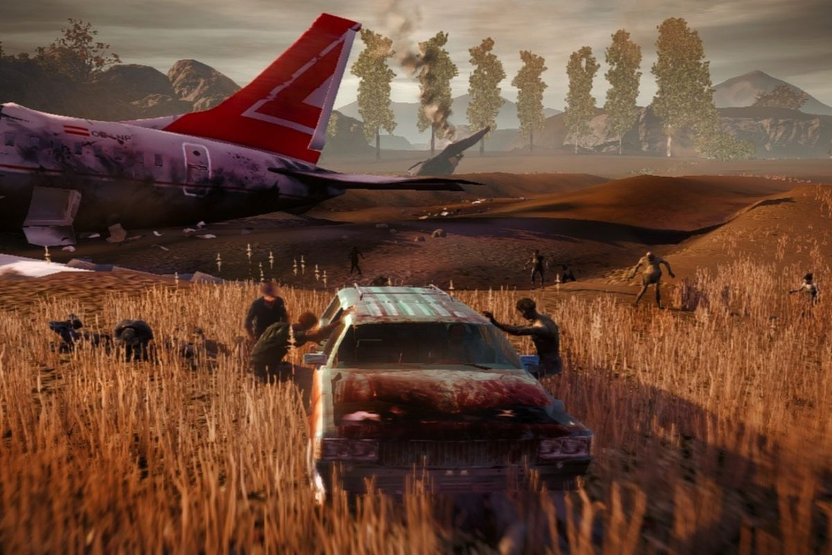 Here are the enhancements coming to State of Decay's PC