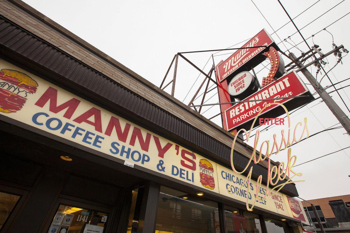 Manny's Classics
