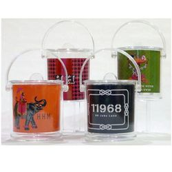 """<b>Iomoi</b> <a href=""""http://iomoi.stores.yahoo.net/section-06.html"""">Personalized Ice Buckets</a>, $88"""