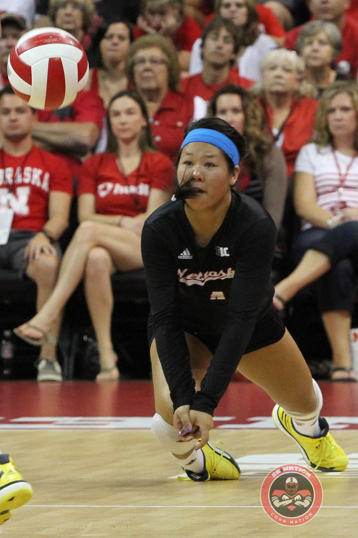 Nebraska Volleyball vs Texas: Photo Gallery