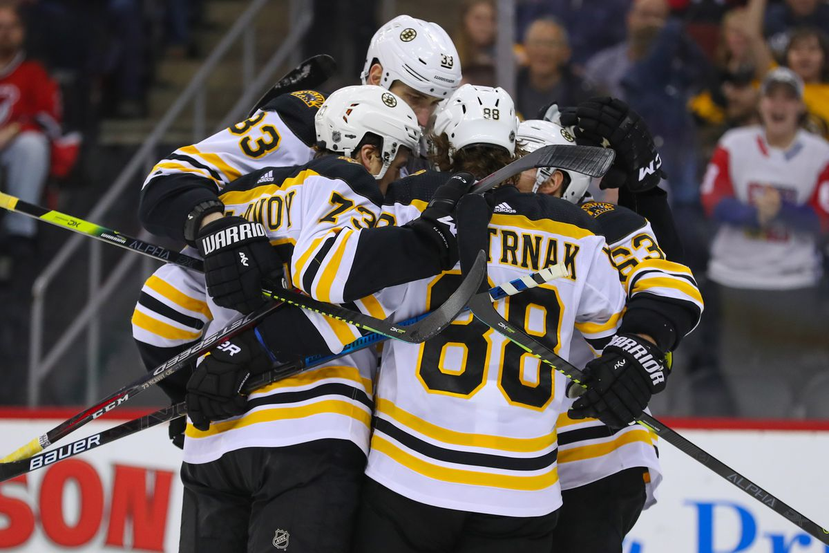 sports shoes 6cc93 fec89 Bruins vs. Devils 3/21/19 RECAP: Bruins pull away in 3rd to ...