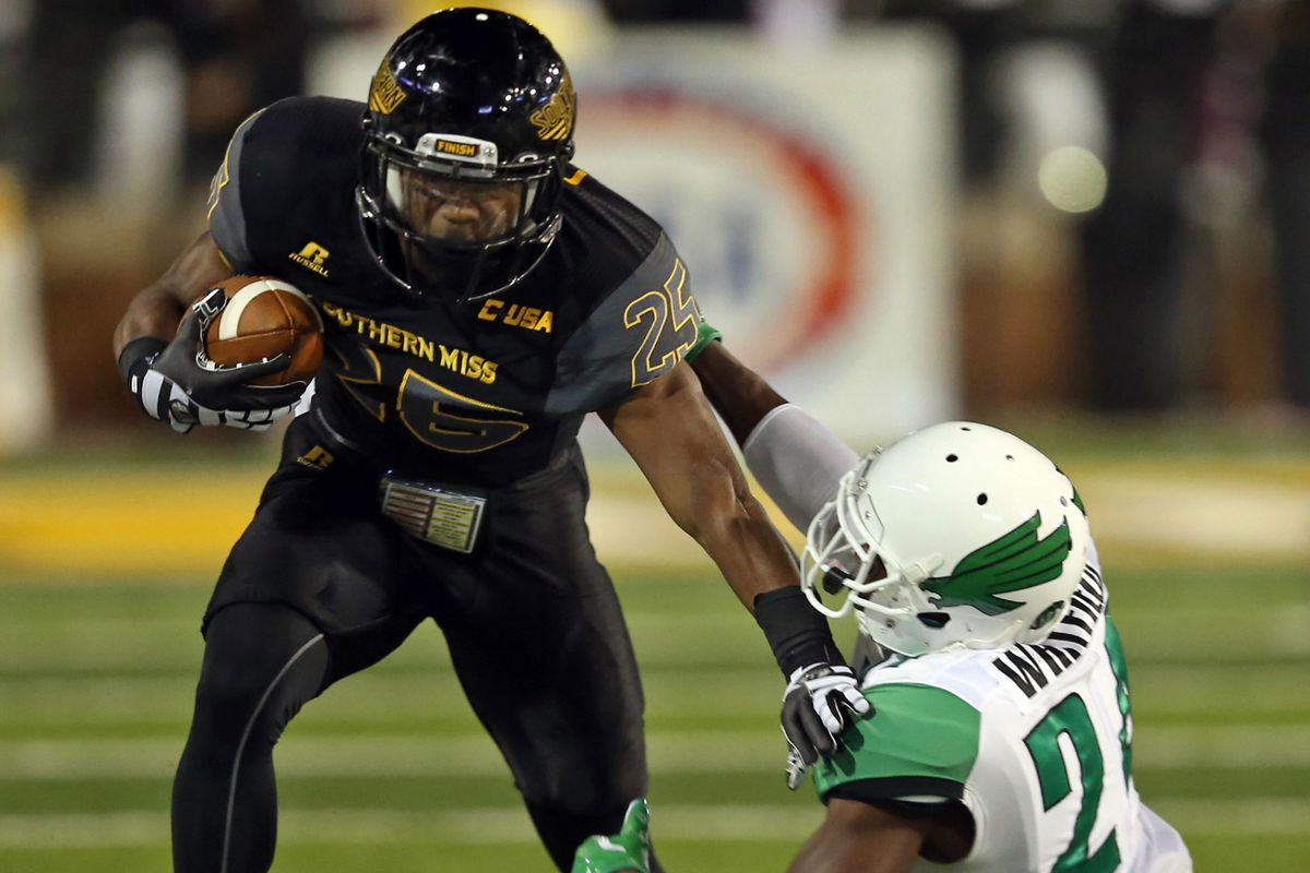 Ito Smith has done it all for USM this season