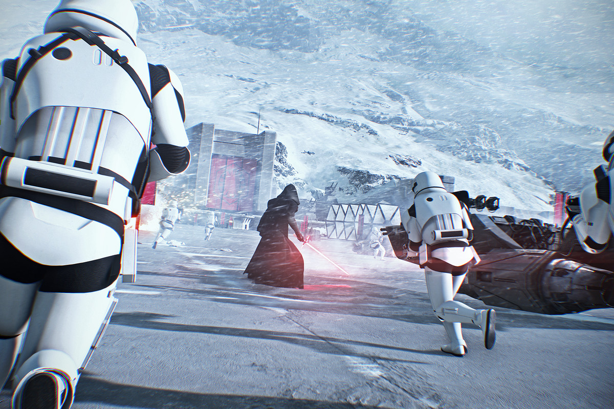 EA Issues an Unpopular Response to Battlefront 2 Unlock Queries