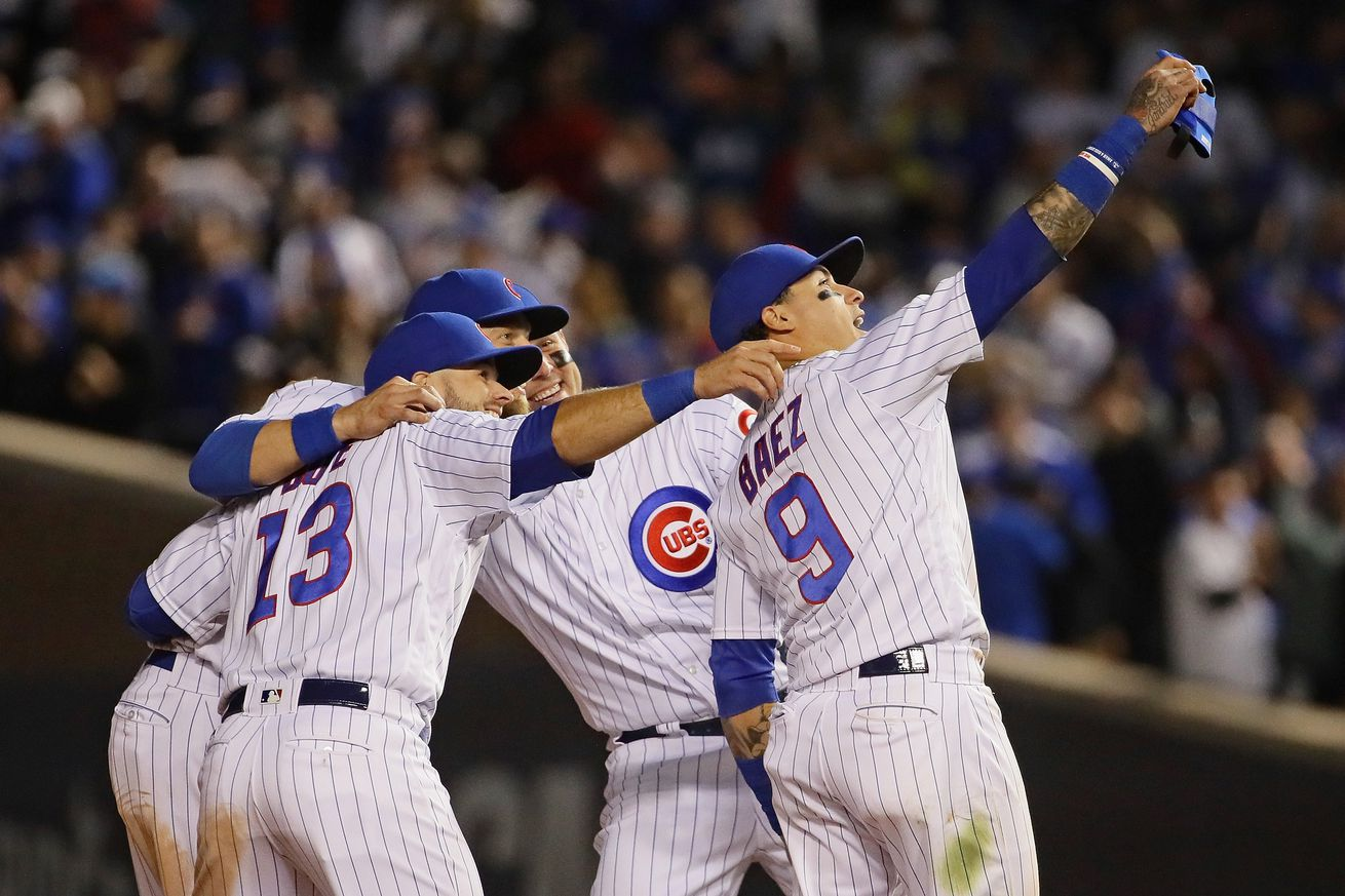 The Cubs are fine... or they're in trouble