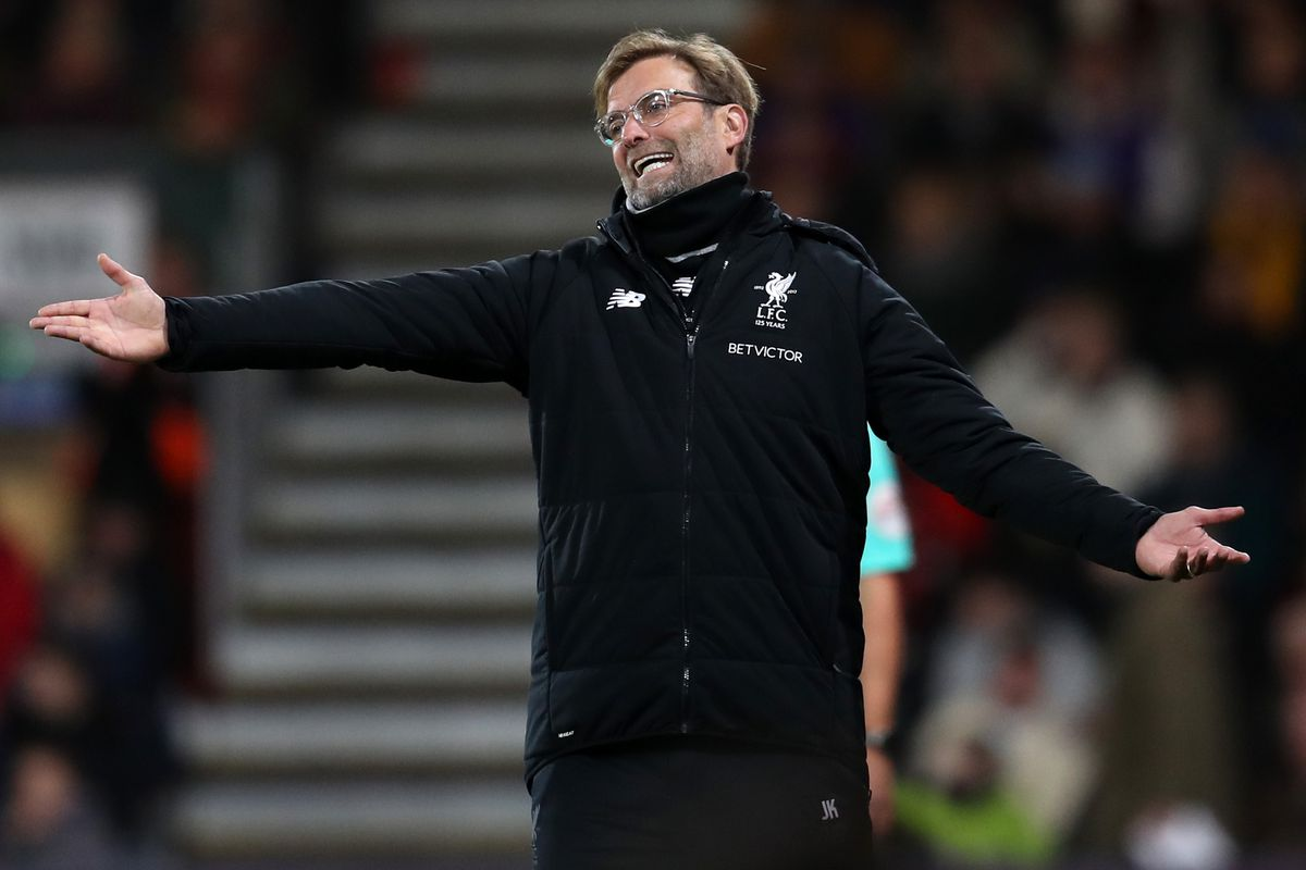 Klopp tells Liverpool to focus on Euro ambitions
