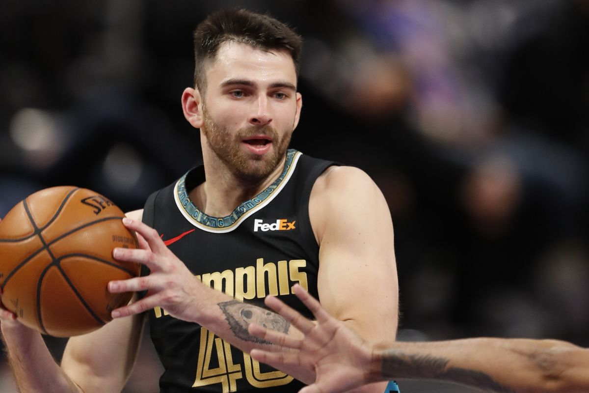 NBA: Memphis Grizzlies at Detroit Pistons