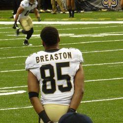 Breaston, just restin'.