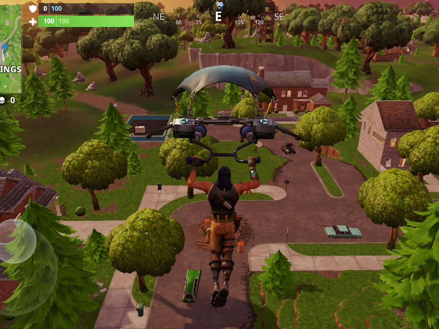 cant download fortnite on iphone