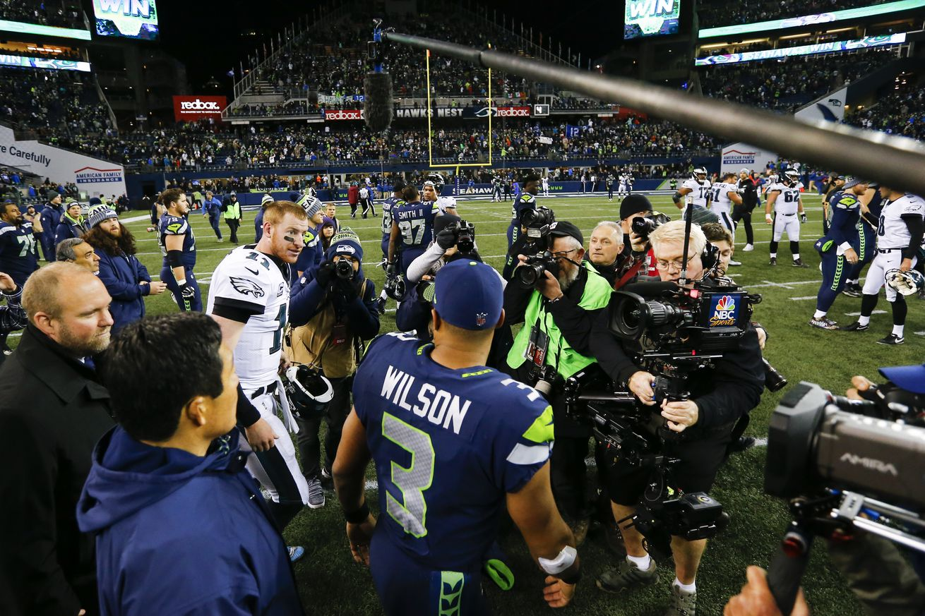 The NFL top 10: Did Russell Wilson get snubbed?