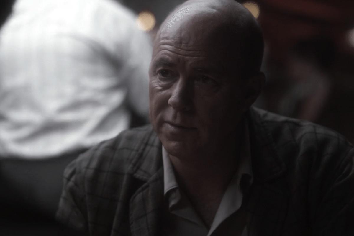 Mark Sampson (Michael Gaston) in Man in the High Castle