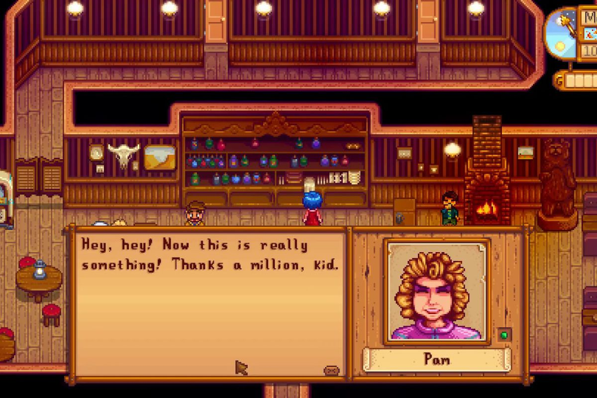 Even Stardew Valley's creator can't fix its saddest bug