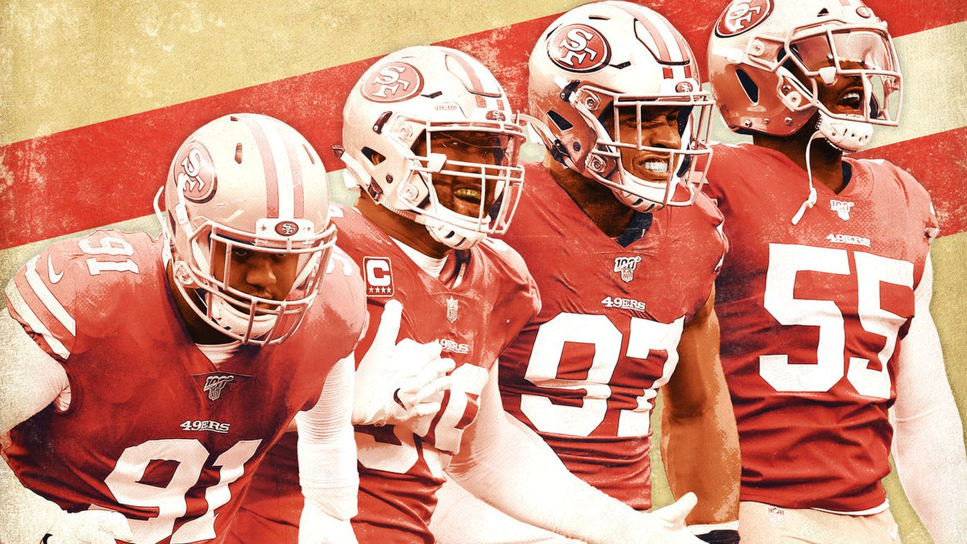 How the 49ers Built Their Fearsome Defensive Line—and How It Could Wreck the Chiefs