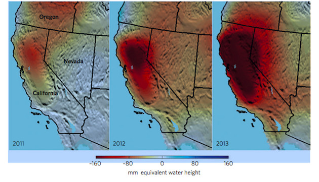 Can Water Markets Help Solve The American Wests Water Crisis Vox - Water crisis map us