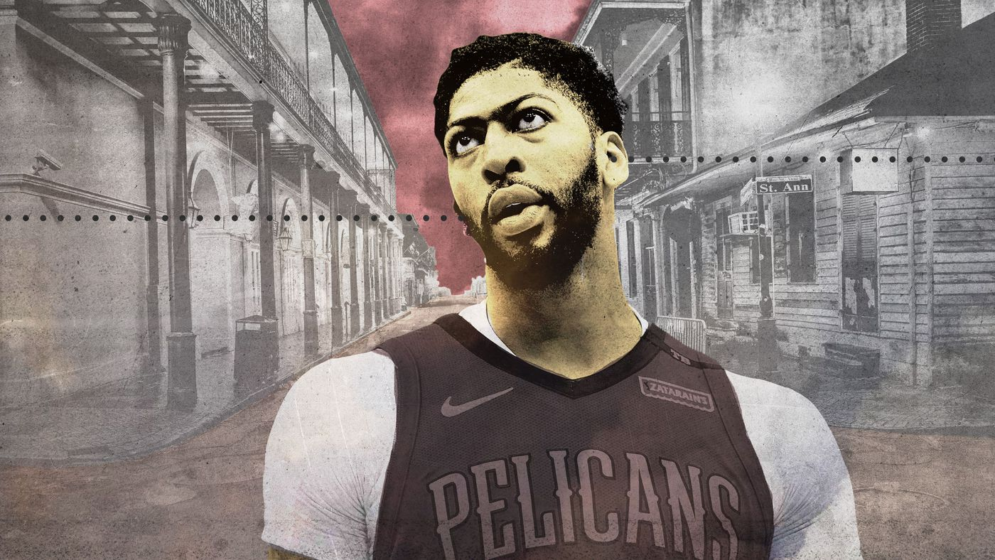 How the New Orleans Pelicans Became the Loneliest Beat in