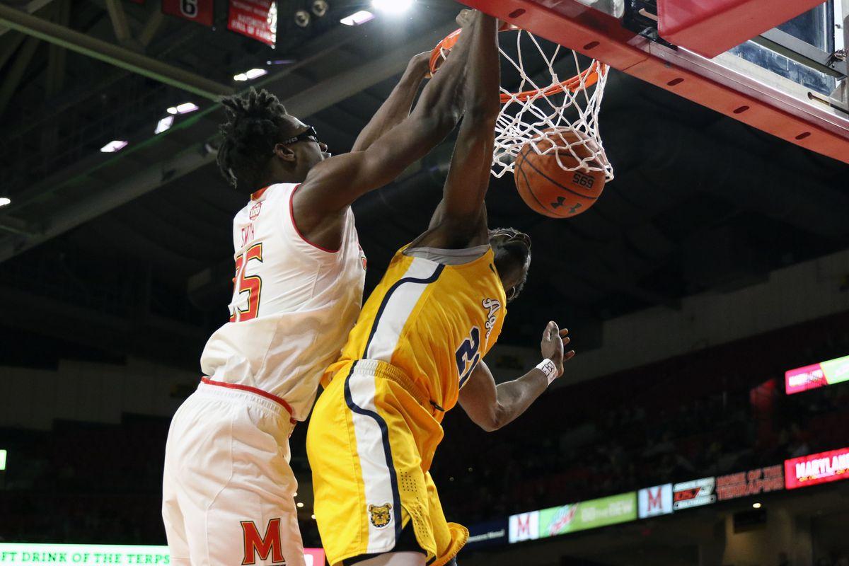 Maryland basketball's Jalen Smith named to Karl Malone Award watch list